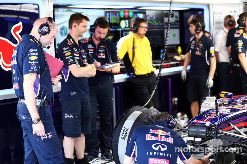 Adrian Newey, Red Bull Racing Director Técnico