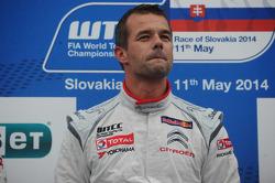 Winner Sébastien Loeb, Citroen C-Elysee WTCC, Citroen Total WTCC