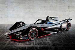 Nissan Formula E tanıtım