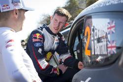 Елфін Еванс, M-Sport Ford WRT