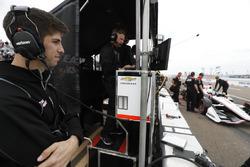 Josef Newgarden, Team Penske Chevrolet, Ricky Taylor