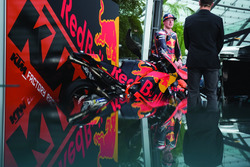 Launching Red Bull KTM Factory Racing 2018