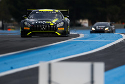 #42 Strakka Racing, Mercedes-AMG GT3: Nick Leventis, Lewis Williamson