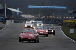 Ronnie Hoare Trophy Jason Wright Alfa Romeo Giulia TZ