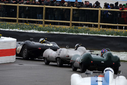 Salvadori Cup Andrew Smith Lister Jaguar Roger Wills Lotus 15