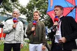 Damon Hill, Sky TV, Nico Rosberg, Sky TV