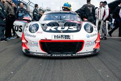 #18 K?S Team75 Bernhard Porsche GT3 R: J?rg Bergmeister, Matteo Cairoli