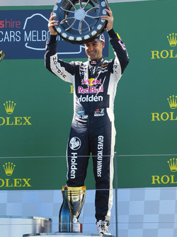 Podyum: Jamie Whincup, Triple Eight Race Engineering Holden