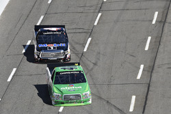 Ben Rhodes, ThorSport Racing, Ford F-150, Todd Gilliland, Kyle Busch Motorsports, Toyota Tundra Mobil 1
