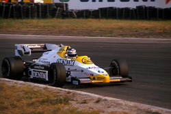 Keke Rosberg, Williams FW09B