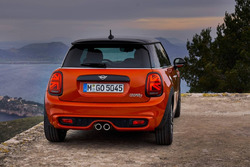Test MINI Cooper S restyling