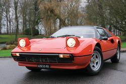 1978 Gilles Villeneuve Ferrari 308 GTS on sale