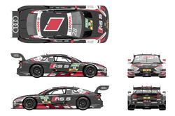 Loïc Duval, Audi Sport Team Phoenix Audi RS5 DTM