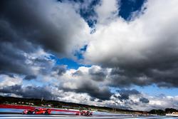 #27 IDEC Sport Racing, Ligier JSP217 - Gibson: Patrice Lafargue, Erik Maris, William Cavailhes, Dimitri Enjalbert, Nicolas Minassian