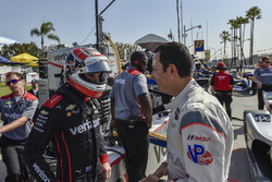 Will Power, Team Penske Chevrolet, Helio Castroneves