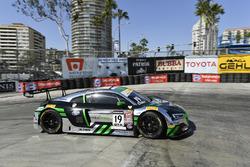 #19 TruSpeed AutoSport Audi R8 LMS: Parker Chase