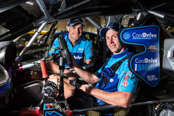 Tim Blanchard, Dale Wood, Brad Jones Racing