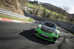 Rundenrekord Nordschleife Porsche 911 GT3 RS