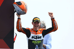 Podium SSP300: second place Glenn Van Straalen