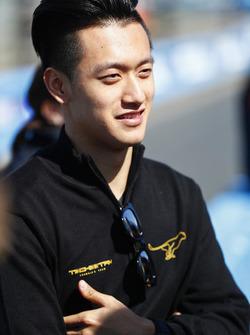 Guanyu Zhou, TECHEETAH, Reserve driver