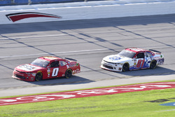 Garrett Smithley, JD Motorsports, Chevrolet Camaro teamjdmotorsports.com, Vinnie Miller, JD Motorsports, Chevrolet Camaro JAS Expedited Trucking, LLC