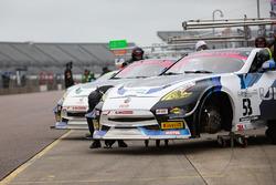 #53 UltraTek Racing Team RJN Nissan 370Z GT4: Kelvin Fletcher, Martin Plowman