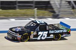 Parker Kligerman, Henderson Motorsports, Chevrolet Silverado Food Country USA