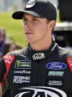 Trevor Bayne, Roush Fenway Racing, Ford Fusion AdvoCare