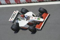 Derek Warwick, Footwork FA14-Mugen Honda