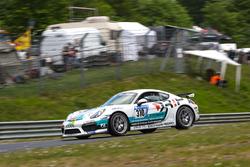 Иван Якома, Клаудиус Карх, Кай Ример, Schmickler Performance powered by Ravenol, Porsche Cayman GT4 CS (№310)