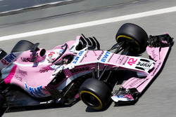 Nikita Mazepin, Force India VJM11