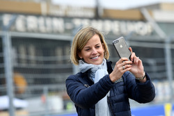 Susie Wolff, founder of Dare to be Different