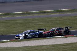 Philipp Eng, BMW Team RBM, BMW M4 DTM, Edoardo Mortara, Mercedes-AMG Team HWA, Mercedes-AMG C63 DTM