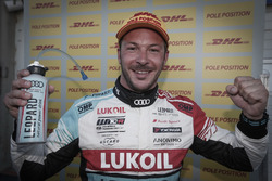 Pole position for Jean-Karl Vernay, Audi Sport Leopard Lukoil Team Audi RS 3 LMS