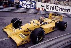Нельсон Пике, Lotus 100T Honda
