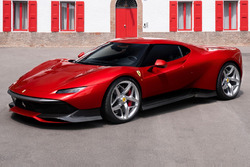 Präsentation: Ferrari SP38