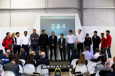 Présentation des Formule E