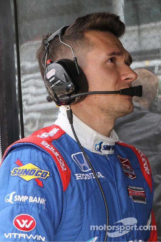 Mikhail Aleshin, Schmidt Peterson Hamilton, Motorsports Honda