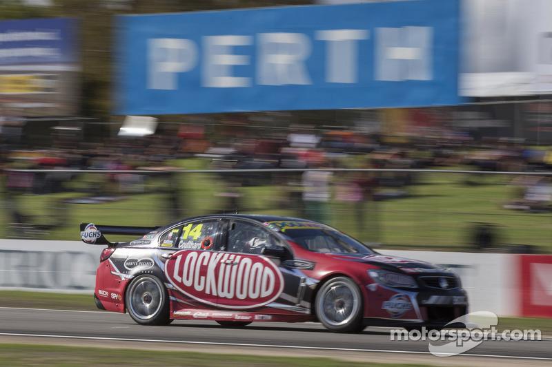 Fabian Coulthard, Lockwood Racing