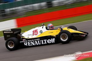 Ayrton Senna's Lotus 98T
