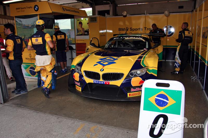 #0 宝马 Sports Trophy Team Brasil 宝马 Z4: 塞尔吉奥·杰梅内斯, 卡卡·布埃诺