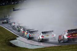 Cars in the Rain