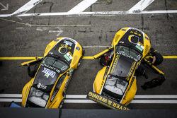 GW IT Racing Team Schötz Motorsport Porsche 911 GT3 R