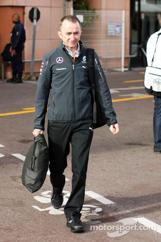 Paddy Lowe, Diretor Executivo da Mercedes AMG F1