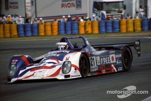 Rétrospective Nissan au Mans