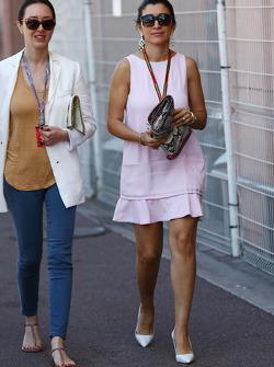 Fabiana Flosi, Bernie Ecclestone'un eşi,