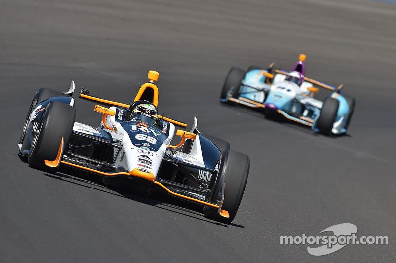 Alex Tagliani, Sarah Fisher Hartman Racing Honda