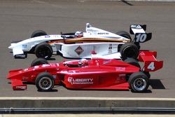 Juan Pablo Garcia, Schmidt Peterson Motorsports ve Alex Baron, Belardi Auto Racing