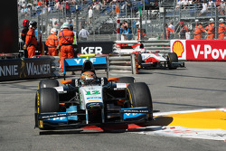 Факу Регалиа. Монако, субботняя гонка.