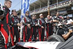 Andretti车队,工作人员